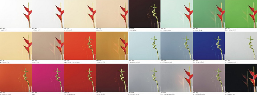 Lacobel-kraków-mojeszklo-paleta-kolorow