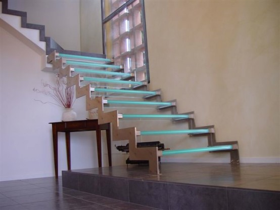 Szklane schody Mojeszklo Malopolska