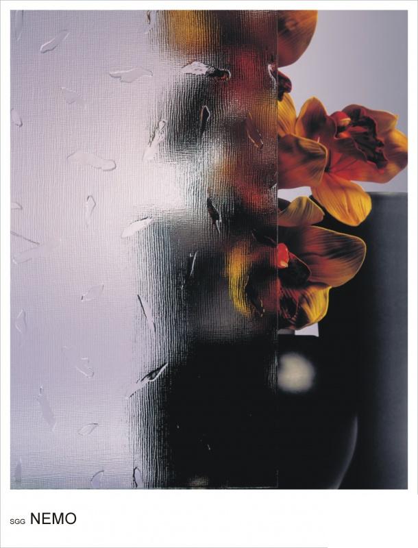 krakow malopolska mojeszklo szyba ozdobna nemo - Szkło ornamentowe - ozdobne i dekoracyjne