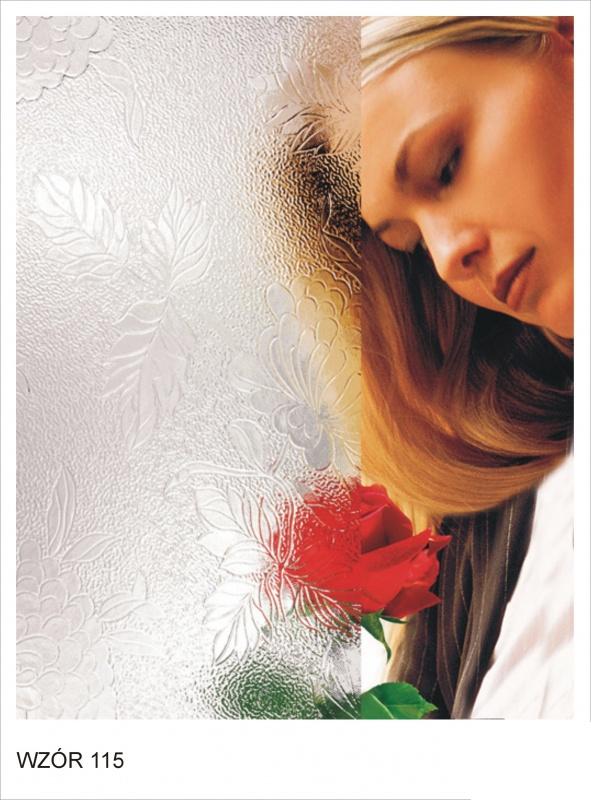 ornament wzor 115 krakow mojeszklo szyby ozdobne - Szkło ornamentowe - ozdobne i dekoracyjne