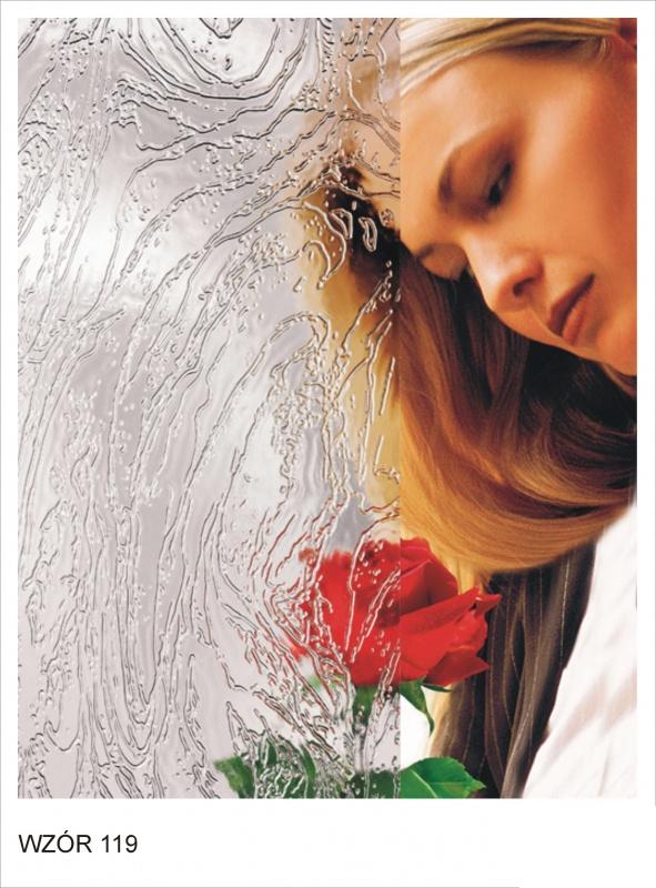ornament wzor 119 krakow mojeszklo szyby ozdobne - Szkło ornamentowe - ozdobne i dekoracyjne