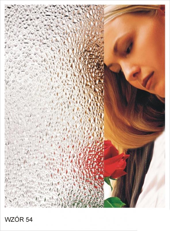 ornament wzor 54 krakow mojeszklo szyby ozdobne - Szkło ornamentowe - ozdobne i dekoracyjne