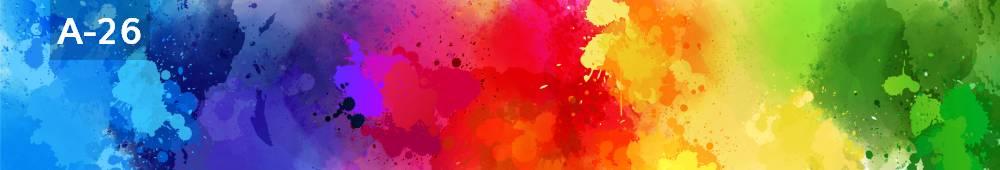 Panele Szklane abstrakcja A26