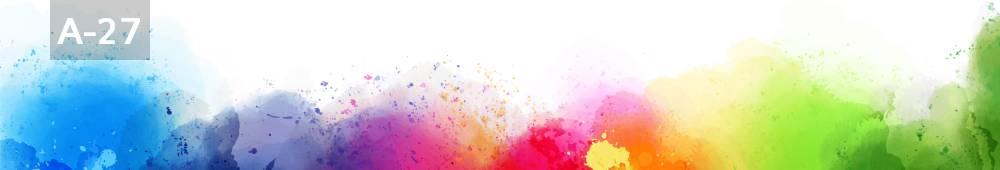 Panele Szklane abstrakcja A27