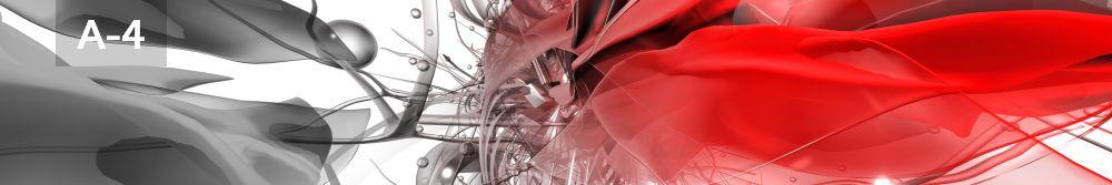 Panele Szklane abstrakcja A4