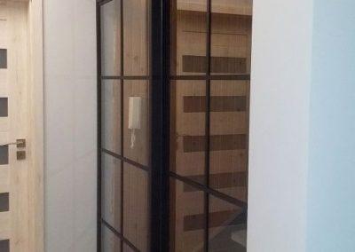 Drzwi Loftowe Przeszkolne