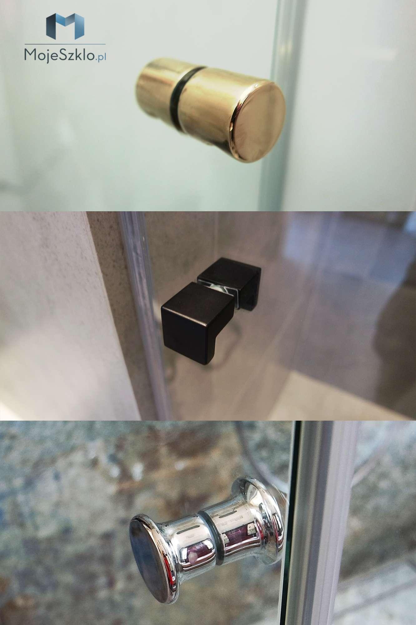 Drzwi Prysznicowe Galki Uchwyty Krakow - Drzwi prysznicowe do kabiny na wymiar