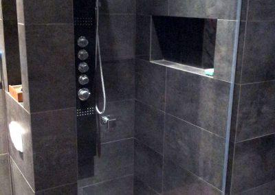 Drzwi Prysznicowe Wnekowe