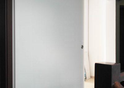 Drzwi Przesuwne Szklane Biale Krakow