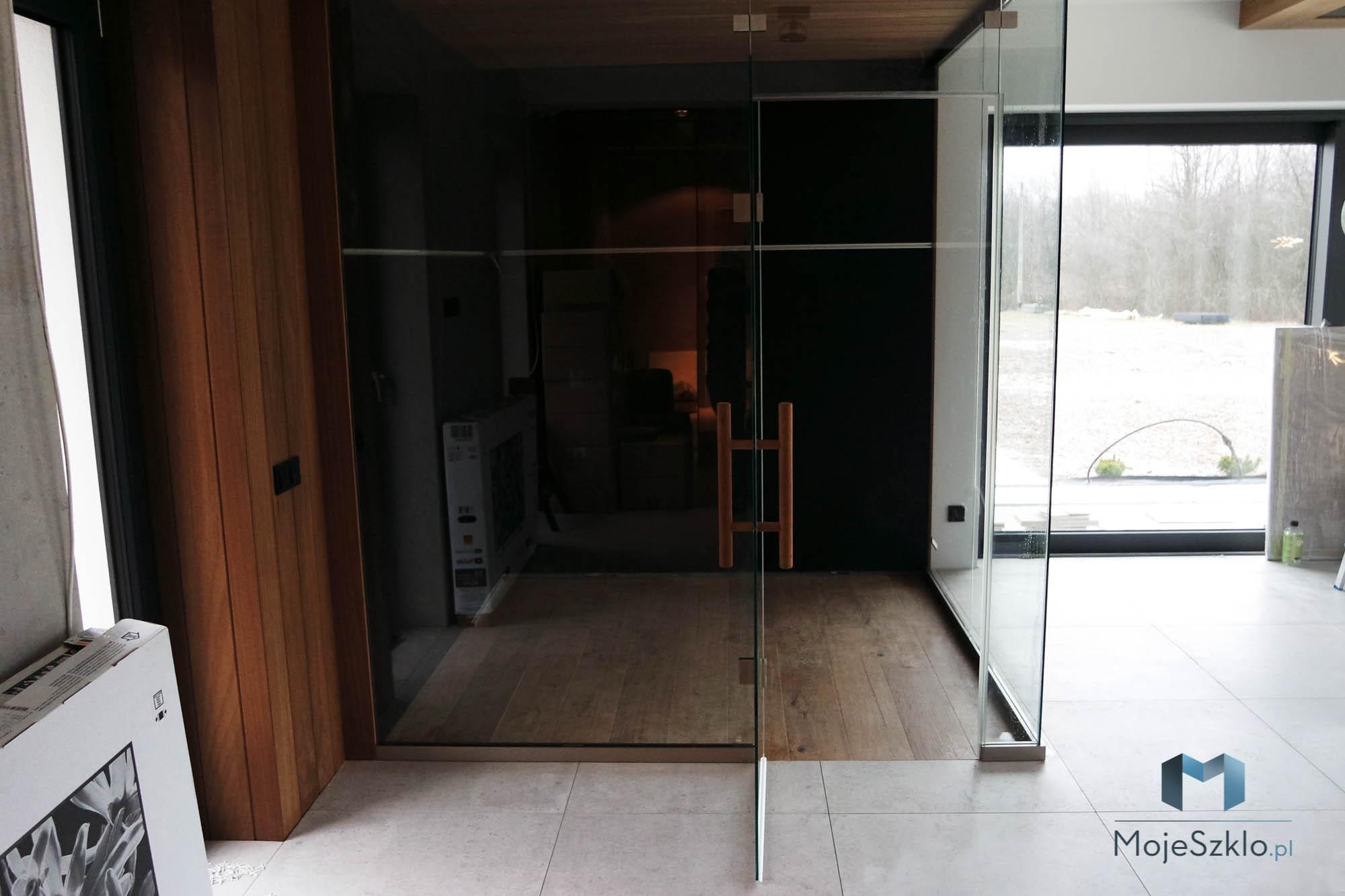 Drzwi Szklane Do Sauny