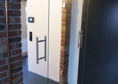 Drzwi Szklane Dwuskrzydlowe Czyzyny