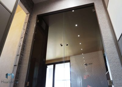 Drzwi Szklane Dwuskrzydlowe Nowa Huta