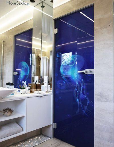 Drzwi Szklane Lacobel Wzory Meduza