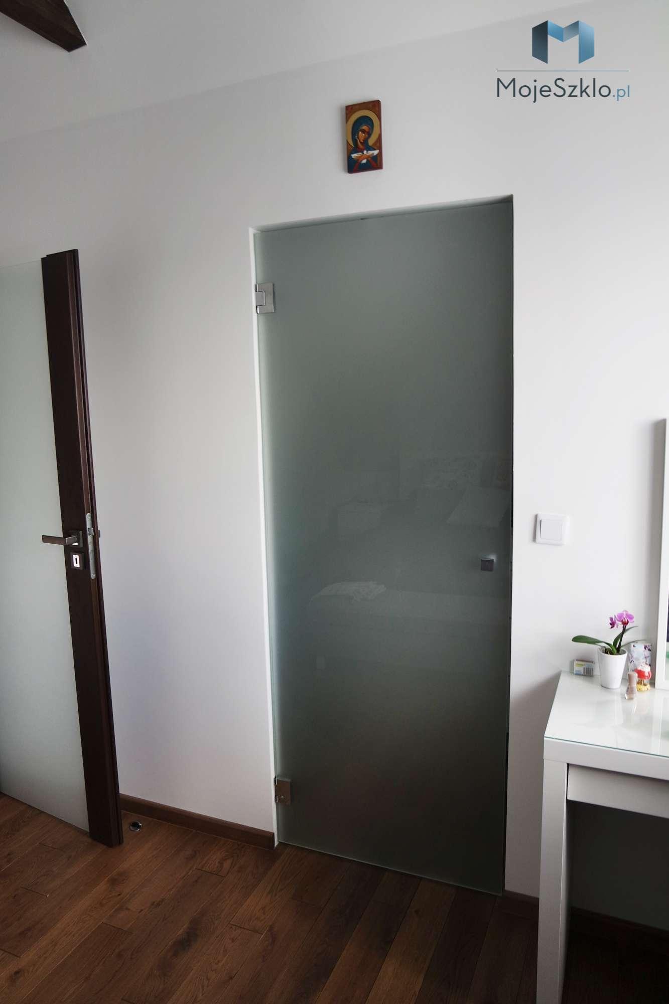 Drzwi Szklane Rodzaje Drzwi Szklanych Na Wymiar Mojeszklopl