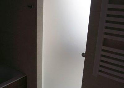 Drzwi Szklane Przesuwne Z Montazem