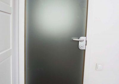 Drzwi Wewnetrzne Szklane Krakow Matowe