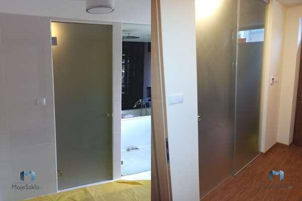 Drzwi szklane - Szkło