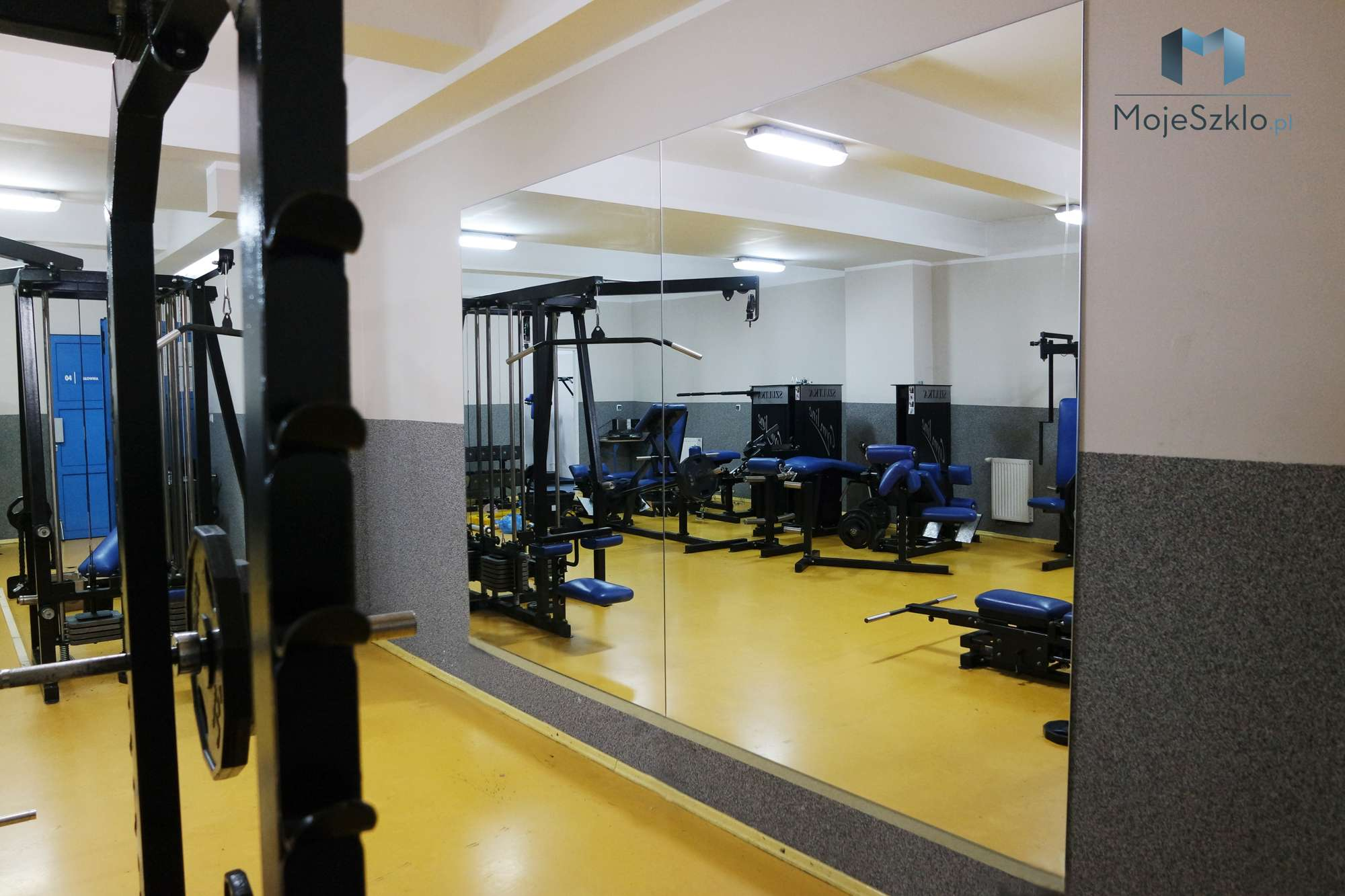 Duze Lustro Na Sciane Wieliczka - Duże lustro na ścianę w salach gimnastycznych i siłowniach