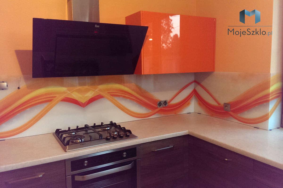 Grafika Na Szkle W Kuchni - Panele szklane - Grafiki i abstrakcje