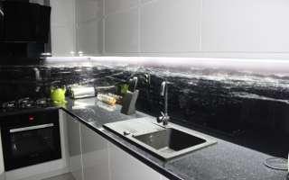 Grafika na szkle Panel szklany do kuchni - Szkło