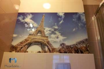 Hotel Lustra i Grafika na szkle - Szkło
