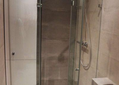 Kabina Prysznicowa Czteroelementowa