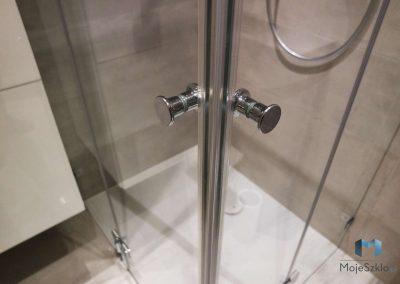 Kabina Prysznicowa Czteroscienna Drzwi
