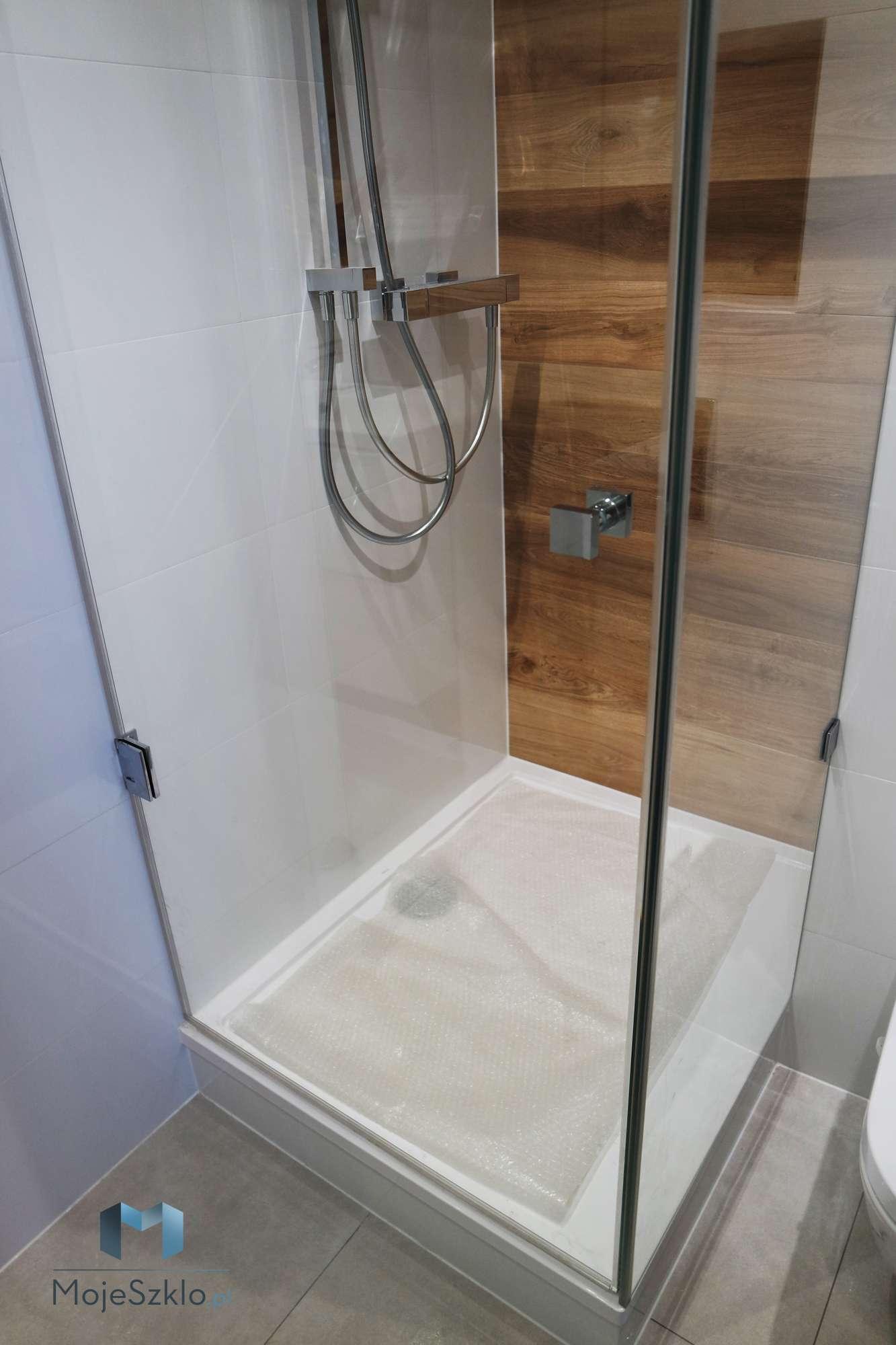 Kabina Prysznicowa Dwuelementowa Z Brodzikiem - Kabina prysznicowa narożna na wymiar