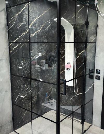 Kabina Prysznicowa Loft Na Wymiar
