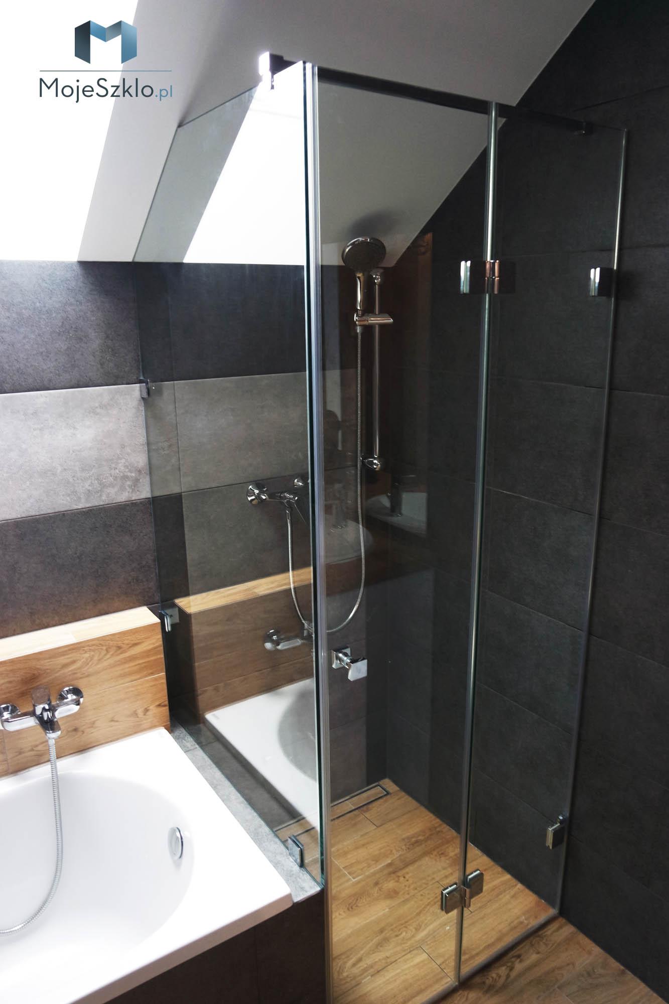 Kabina Prysznicowa Przy Wannie