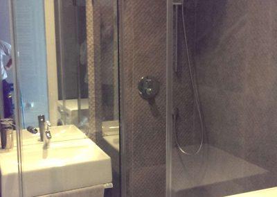 Kabina Prysznicowa Przyscienna