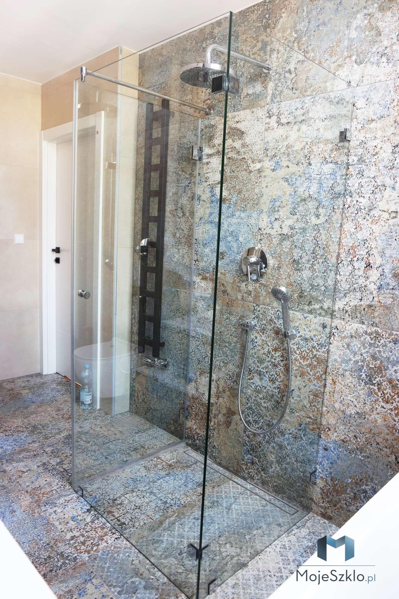 Kabina Prysznicowa Przyscienna Wieliczka - Kabina prysznicowa przyścienna na wymiar