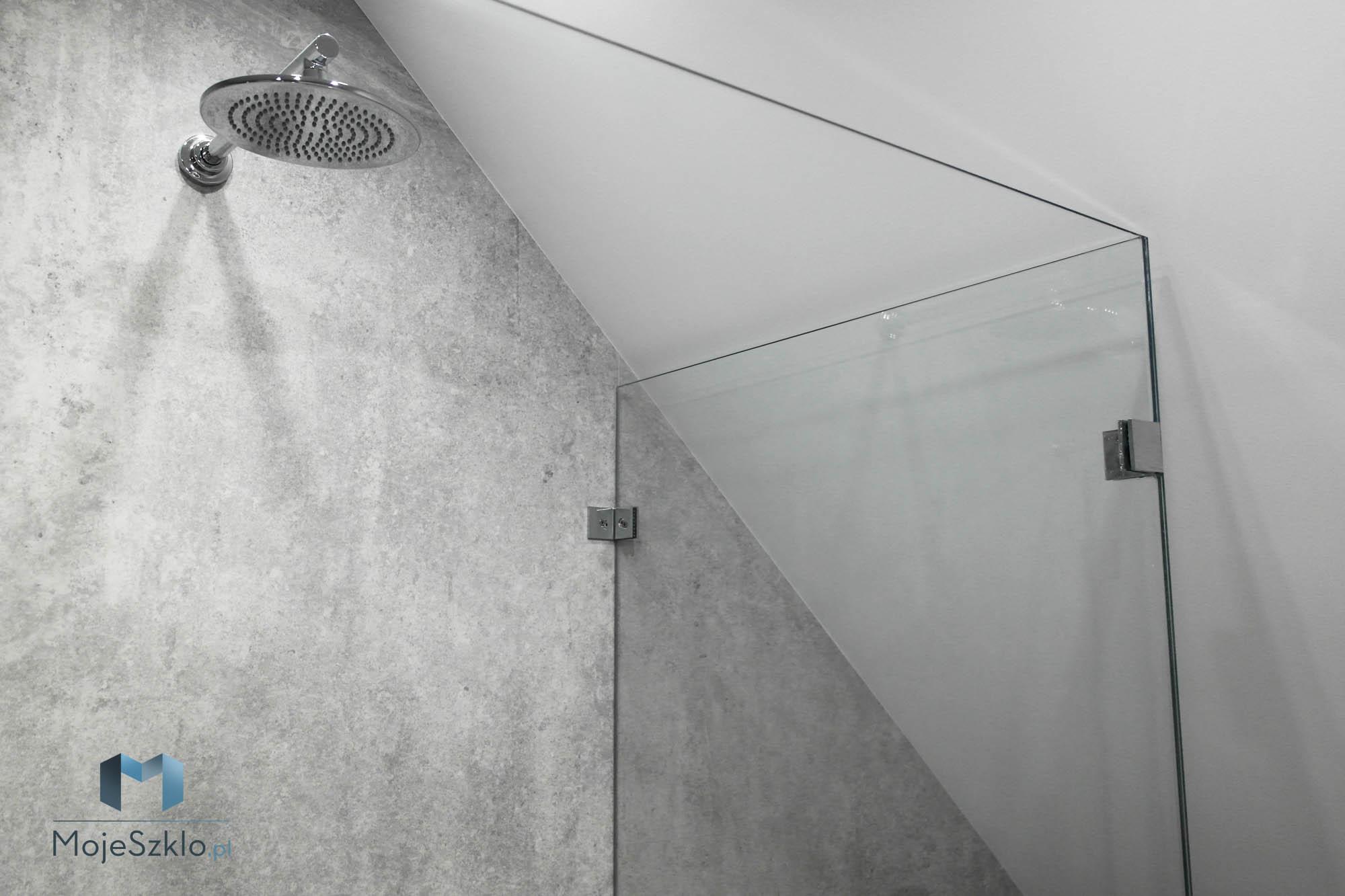 Kabina Prysznicowa Szklo Bezpieczne Hartowane