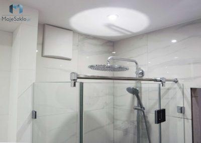 Kabina Prysznicowa Trojelementowa