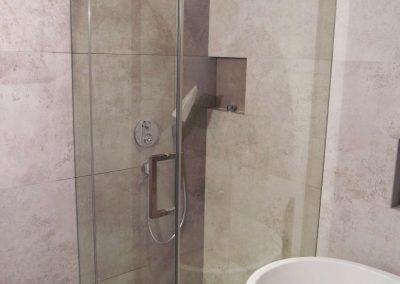 Kabina Prysznicowa Trzy Elementy
