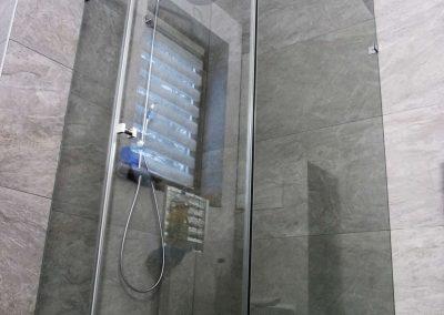 Kabina Prysznicowa Trzyelementowa