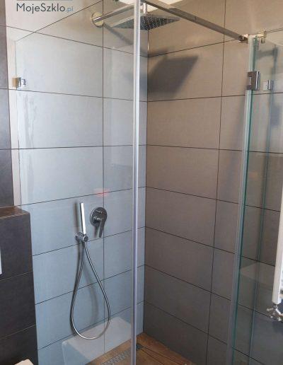 Kabina Prysznicowa Trzyelementowa Skawina