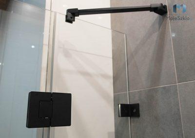 Kabina Prysznicowa W Loftowym Stylu