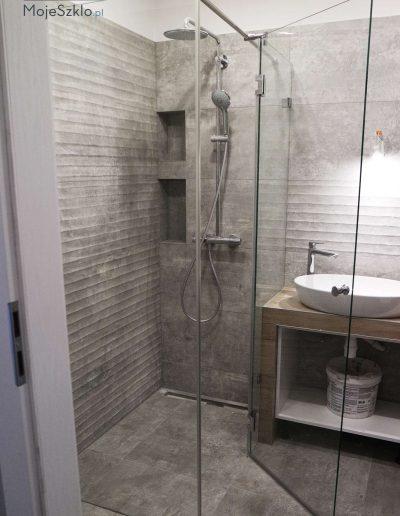 Kabina Prysznicowa Wyciecie Umywalka