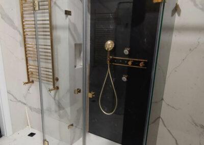 Kabina Prysznicowa Zlota