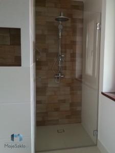 Kabina Prysznicowa na wymiar Drzwi Szklane Szklo Hartowane Krakow