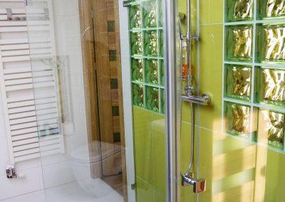Kabina Przyscienna Kabina Prysznicowa
