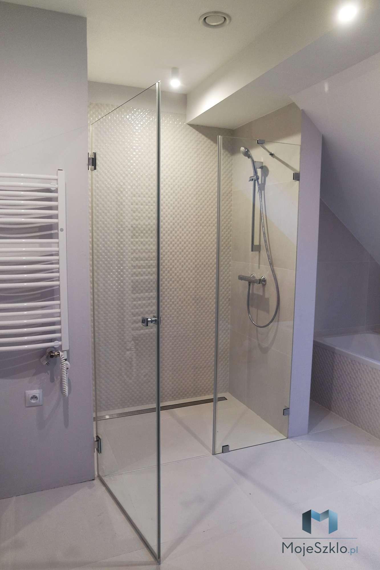 Kabiny Prysznicowe Do Jasnej Lazienki