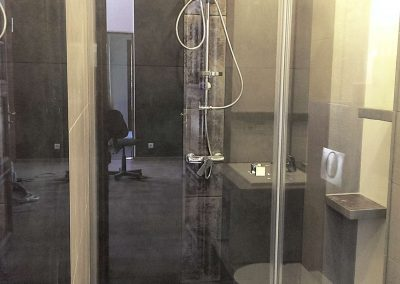 Kabiny Prysznicowe Dwuelementowe 120x90