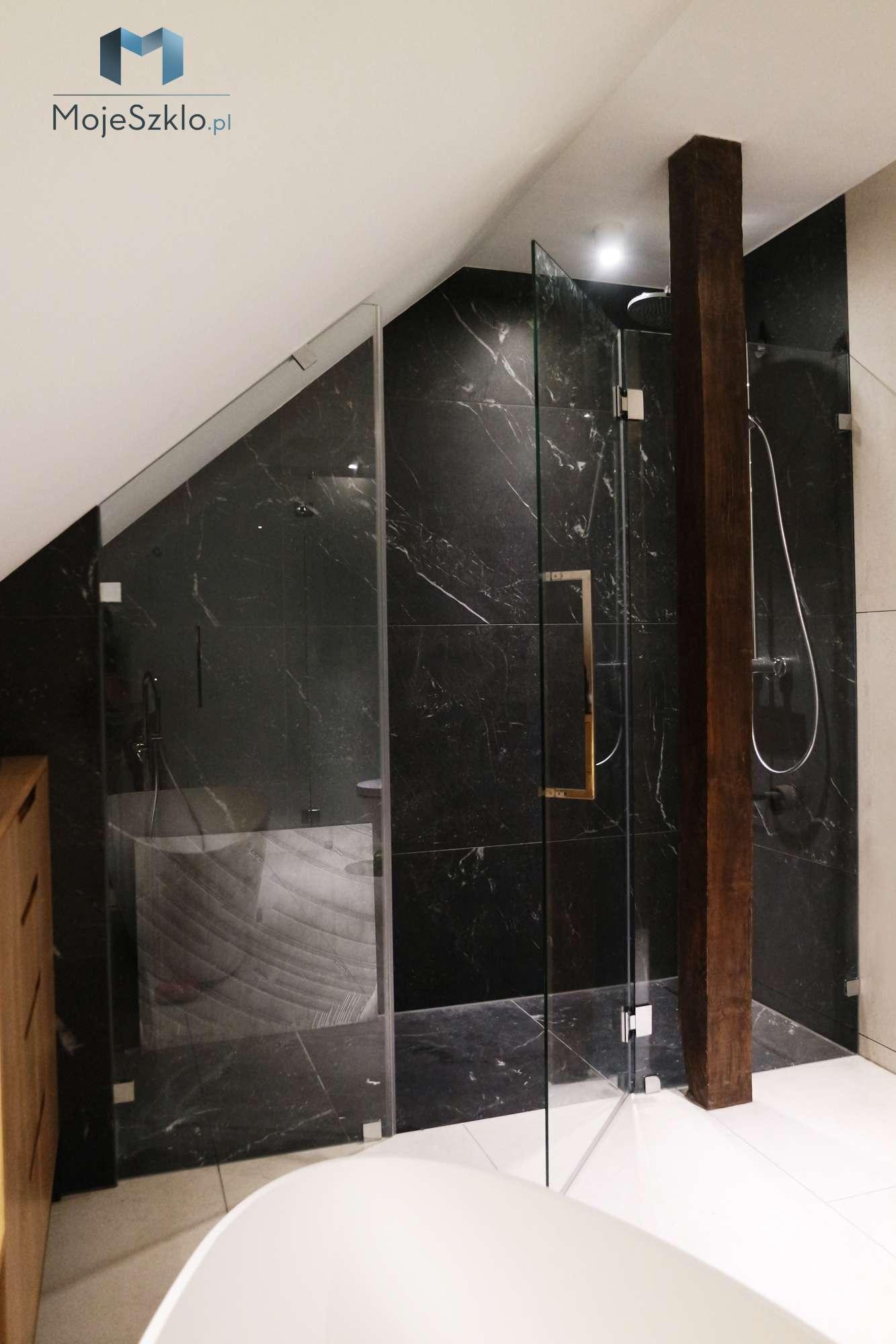 Kabiny Prysznicowe Na Poddaszu