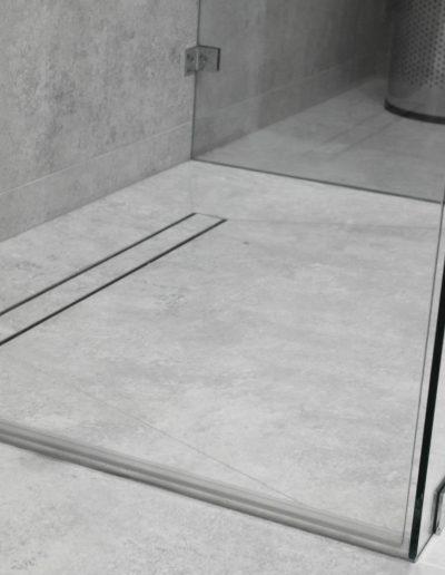 Kabiny Prysznicowe Przyscienne Bez Brodzika