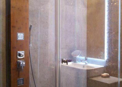 Kabiny Prysznicowe Trojelementowe