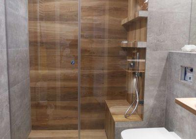 Kabiny Prysznicowe Wyciecie Na Siedzisko