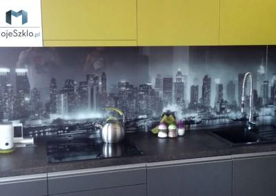 Kuchnia Inspiracje Panele Szklane