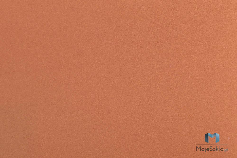 Lacobel Kolory 0128 Intensywna Miedz - Lacobel kolory. Wzornik dostępnych odcieni